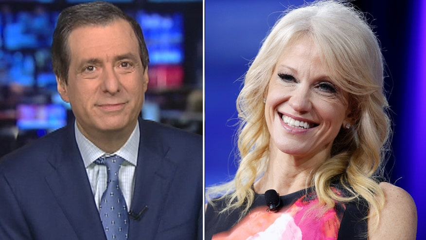 'MediaBuzz' host Howard Kurtz weighs in on the media claiming Kellyanne Conway has been benched by the Trump administration
