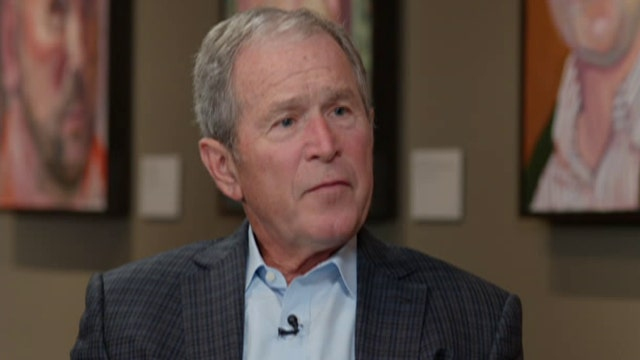 Preview: George W. Bush talks defeating ISIS on 'Hannity'