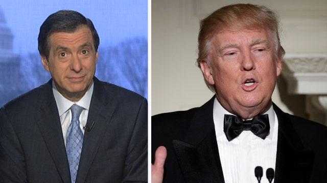 Kurtz: Trump vs the Swamp on the budget