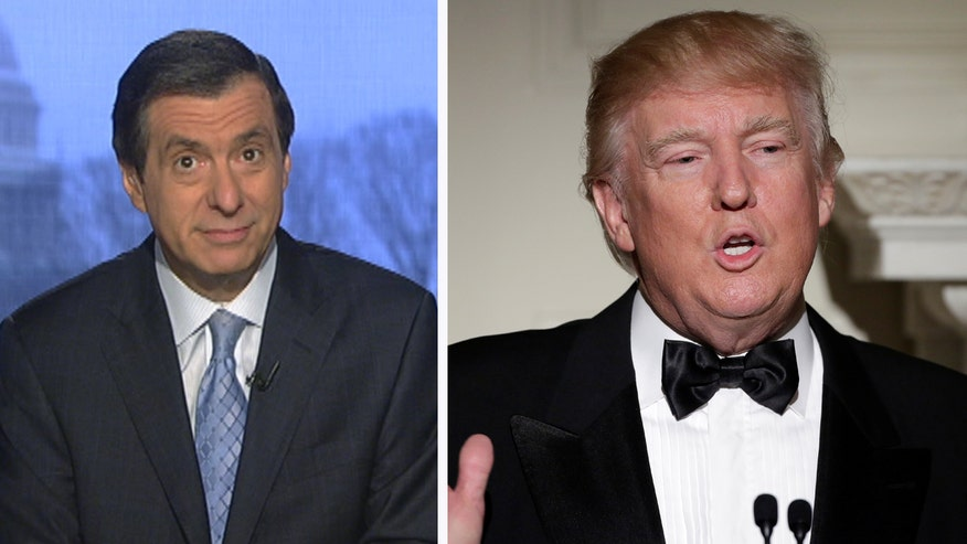 'MediaBuzz' host Howard Kurtz weighs in on Trump's next big challenge: delivering his budget plan to Congress