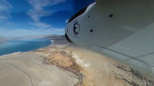 Scientists in Nevada want to use drones to make it rain