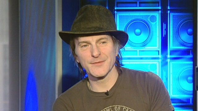Tommy Stinson grateful for his charmed life