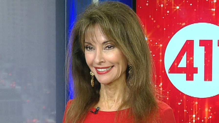 Susan Lucci talked to us about the rumors of an 'All My Children' reboot and revealed where she keeps her precious Emmy