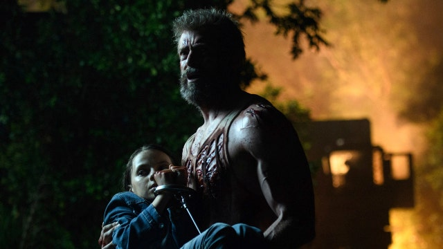 Will 'Logan' slice its way to top spot at the box office?