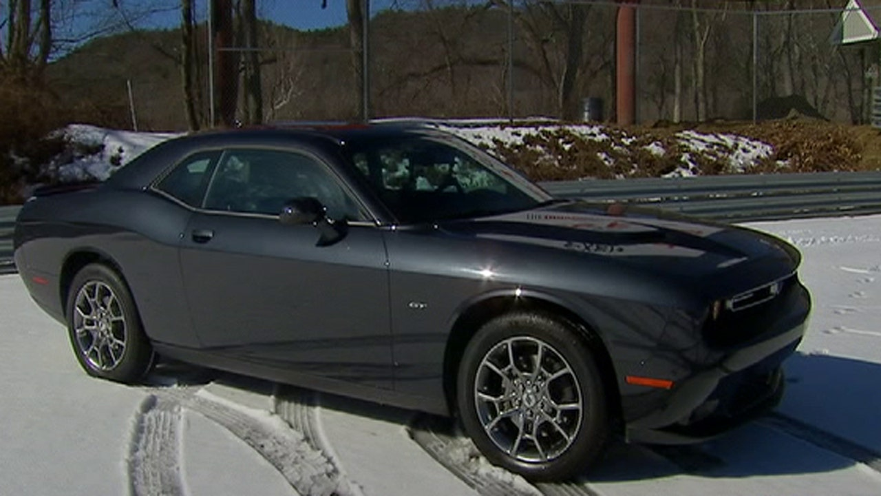 2017 Dodge Challenger Gt Test Drive Fox News
