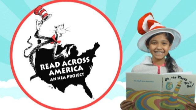 Read Across America celebrates milestone