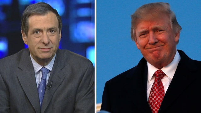 Kurtz: Why Trump avoided the press