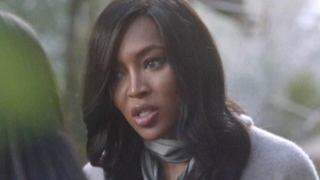 Naomi Campbell reprises her role on 'Star'