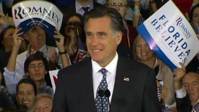 Romney: 'Thank you for this great victory'