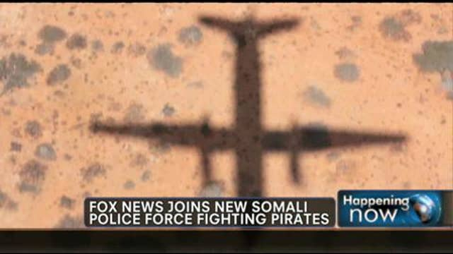 Oliver North Goes Inside the Force Carrying Out the Most Dangerous Job in Somalia
