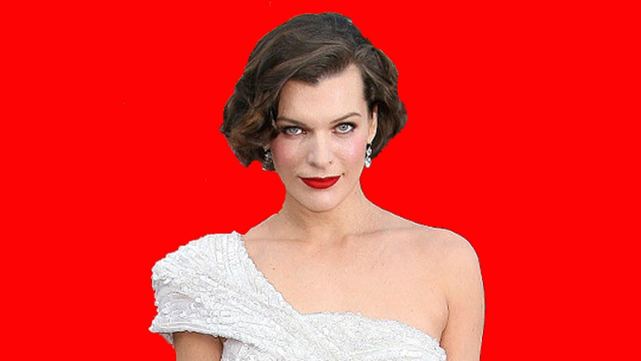 Jesse Watters talks to Milla Jovovich