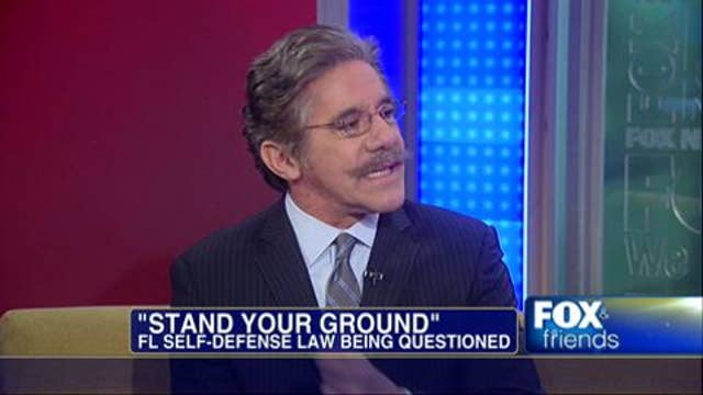Geraldo Rivera: Trayvon Martin's Hoodie Is as Much Responsible For His Death as George Zimmerman