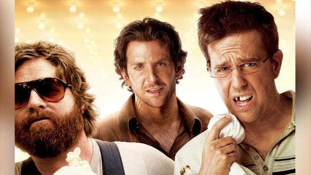 Hollywood Nation: Third 'Hangover' is a charm