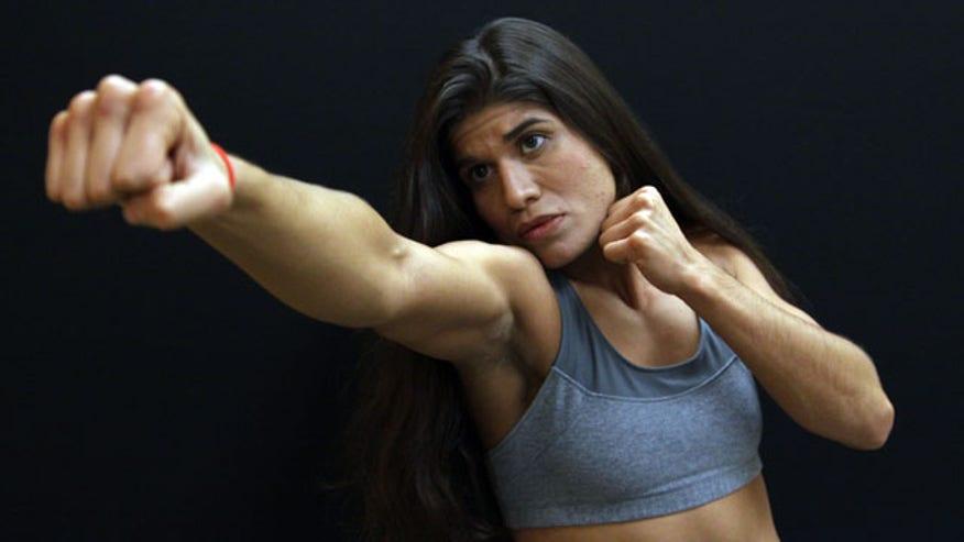 MMA: Jessica Aguilar to Face Megumi Fujii.