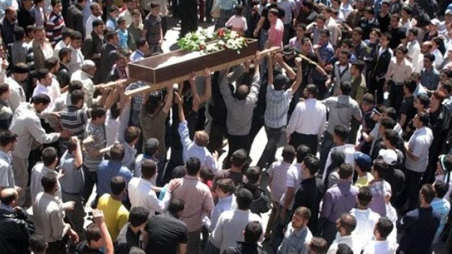 Fragile Syrian ceasefire falling apart