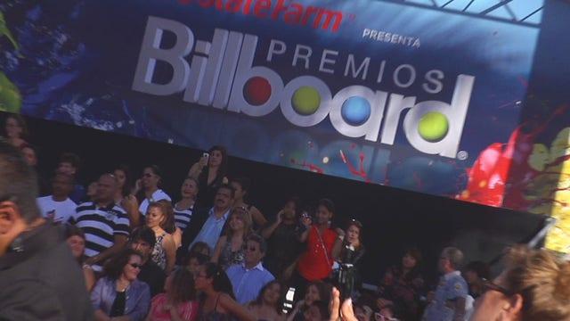 Billboard Latin Music Awards Red Carpet