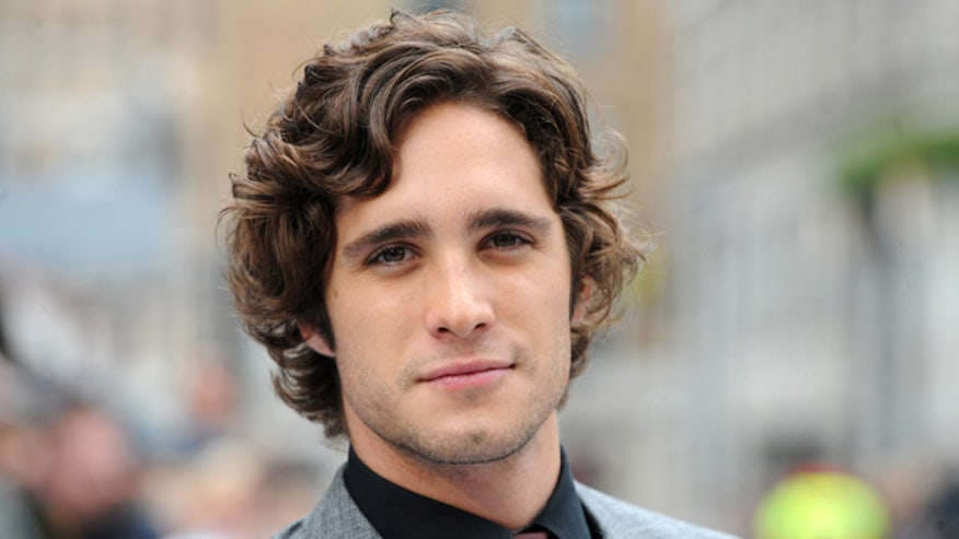 "Diego Boneta is the Mexican actor with the lead role in the new movie ""Rock of Ages."""