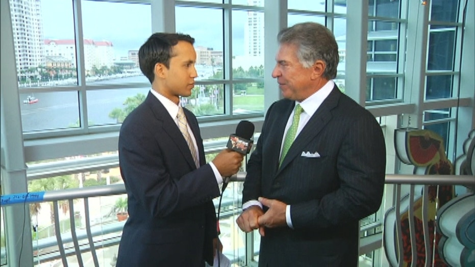 Al Cardenas Talks RNC, Latino Unemployment, & Rising Latino Stars