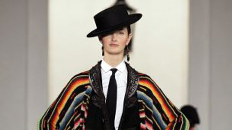 Ralph Lauren Pays Homage to Spain at NYFW