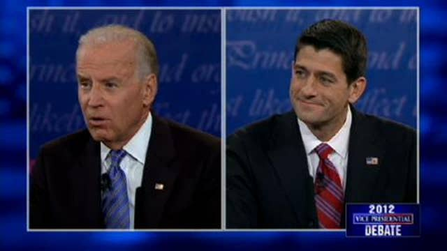 """Biden Hits Back on Libya: """"With All Due Respect, That's a Bunch of Malarkey"""""""