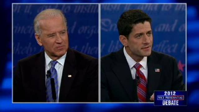 VP Debate Quote: Congressman Ryan -- Sanctions Against Iran Are in Place In Spite of the Obama Administration