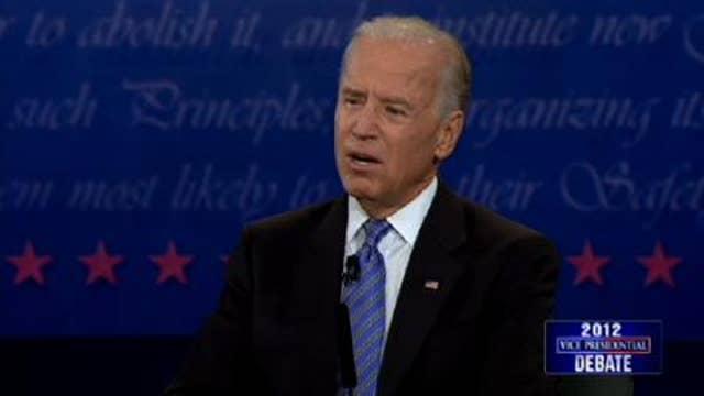 Joe Biden on Iran