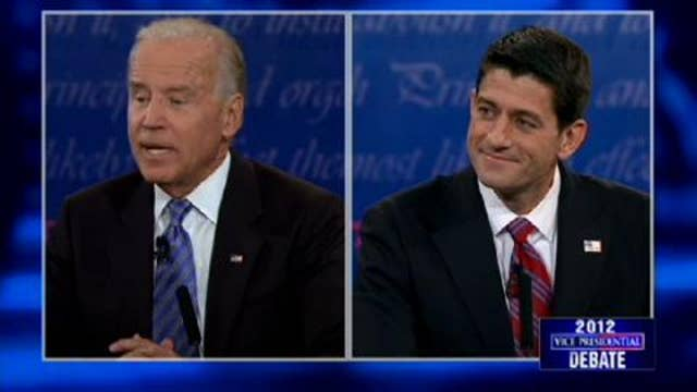 Biden Blasts Back at Ryan's Criticism of Stimulus Plan, Says Ryan Requested Funds for Projects in Wisconsin