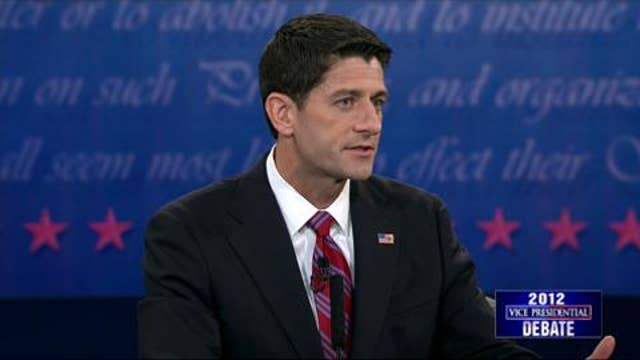 VP Debate Quote: Ryan – We Have to Tackle the Debt Crisis Before It Tackles Us