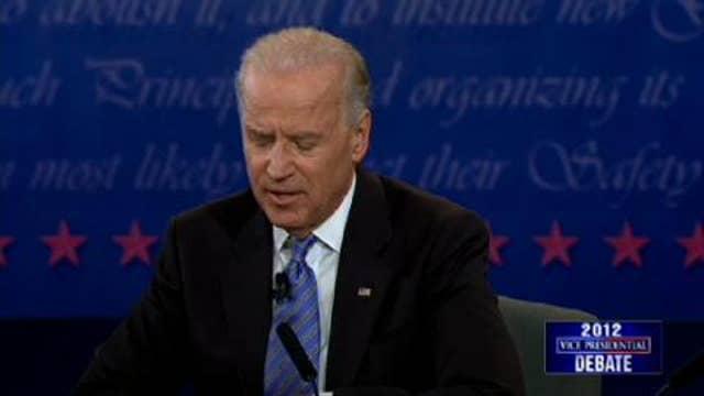 Biden closing statement