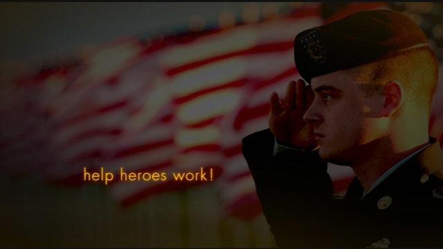 Helping Heroes Work