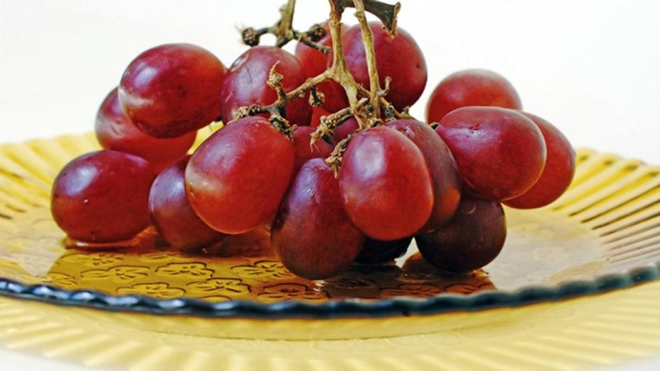 Red grapes: Headache trigger?