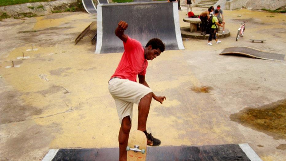 Cuba's Skateboarding Revolution