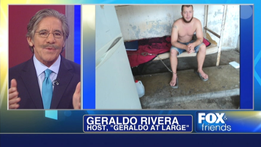 Fox News Latino columnist Geraldo Rivera on Marine Jon Hammar's case