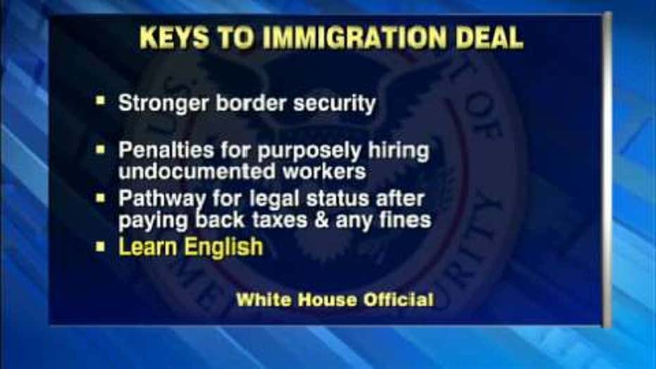 Obama Plans to Push Immigration Reform in January