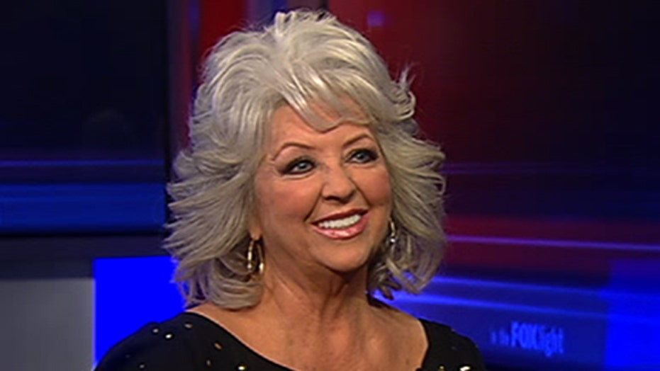 In the FOXlight with Paula Deen