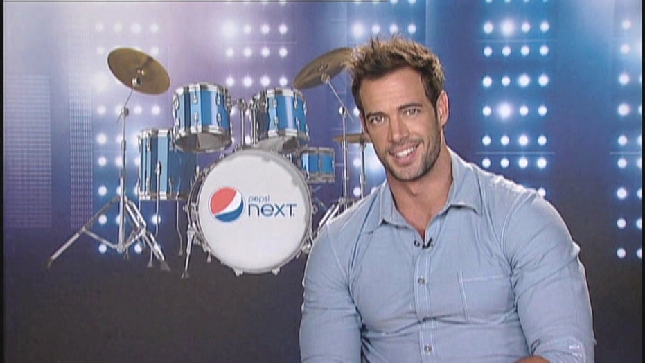 William Levy Talks Addictions, Abs And Brad Pitt