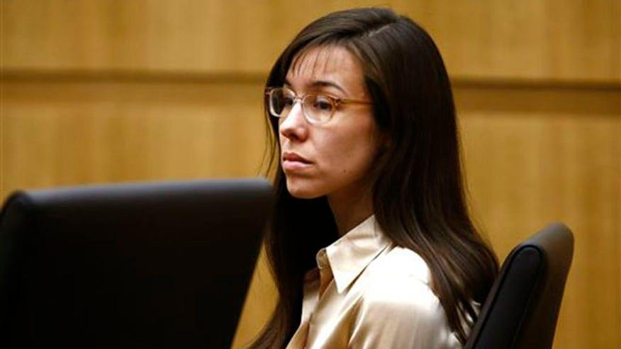 Penalty phase begins in Jodi Arias murder trial.