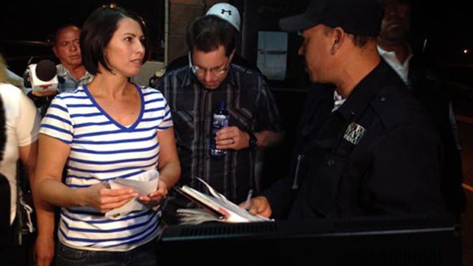 Arizona Mom Facing Drug Charge Released In Mexico