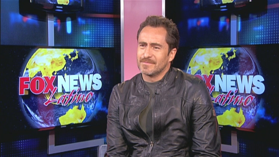 Demian Bichir On New TV Series 'The Bridge'