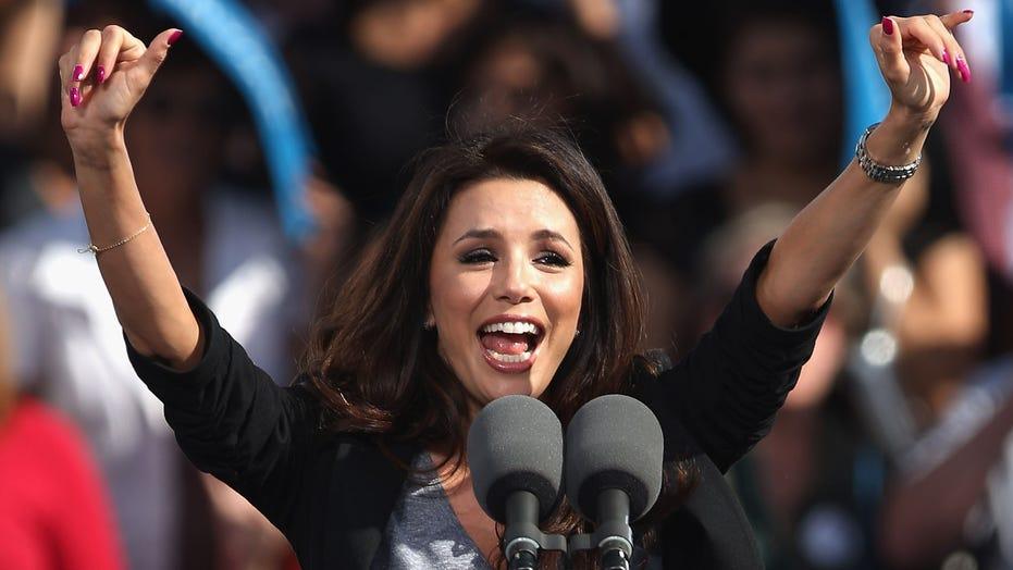 Eva Longoria Gains Clout In Politics