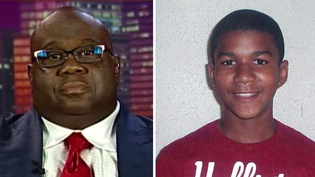 Fla. pastor to protesters: Don't desecrate Trayvon's memory