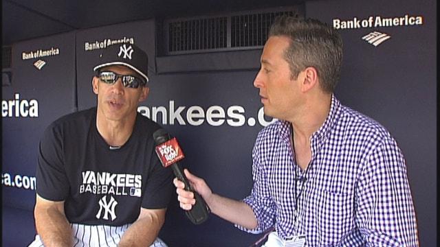 In the FOXlight: Yankee's Manager Joe Girardi
