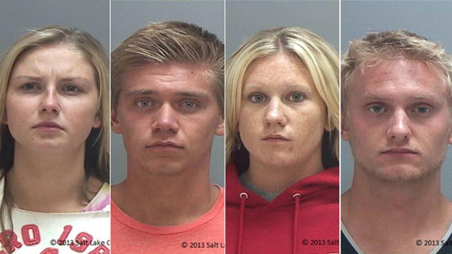 Teen beauty queen bomber arrested