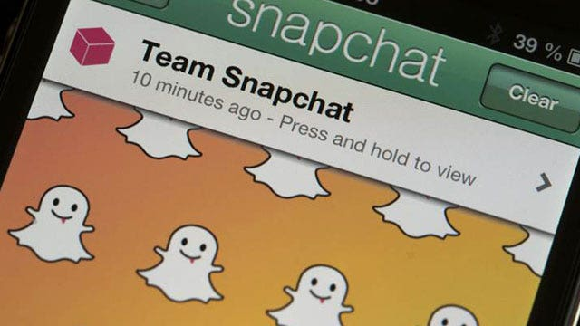 Startling Snapchat security breach
