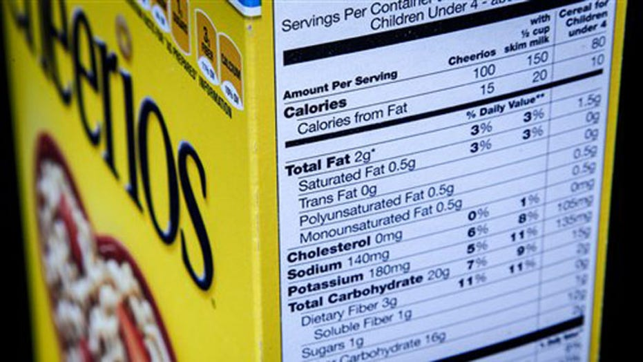 FDA: Nutrition Fact Labels To Get Makeover