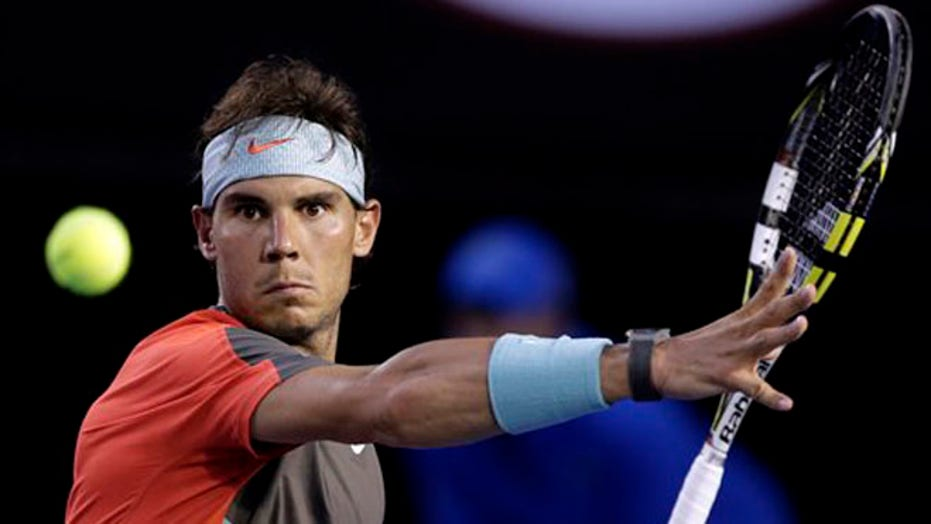 Rafael Nadal Solidifies Spot As World's Top Player