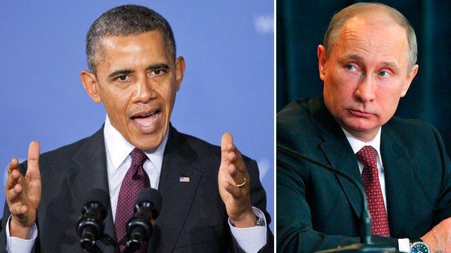 Does Vladimir Putin respect President Obama?