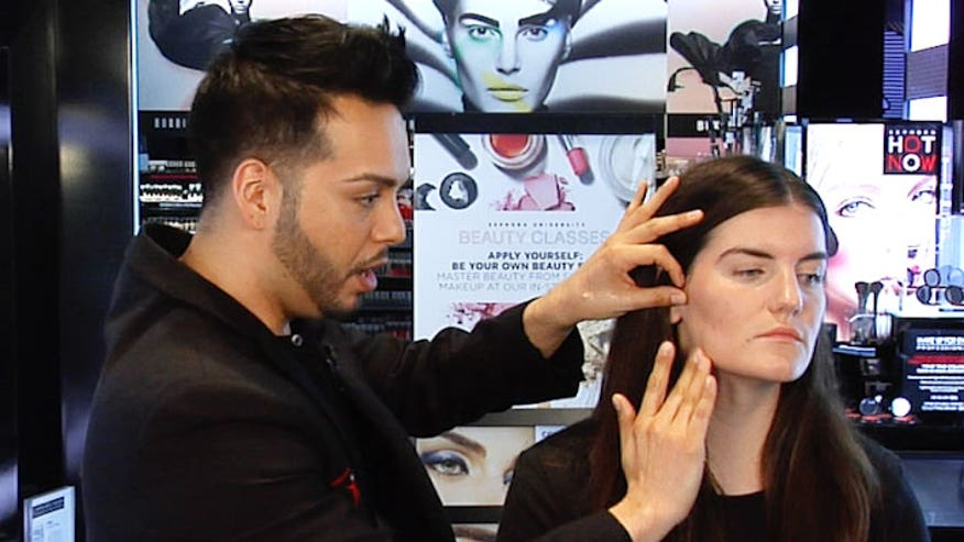 Sephora Pro Makeup Artist Gilbert Soliz shows us five easy tricks for a younger complexion.
