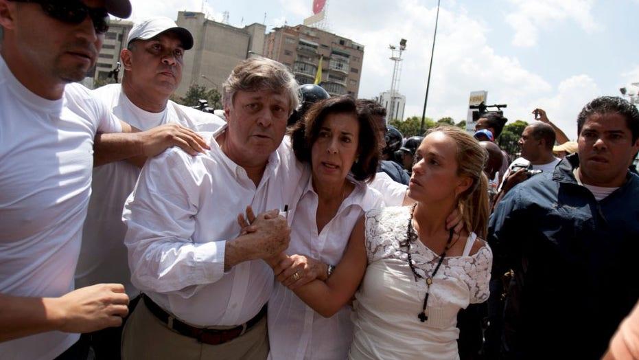 Venezuela opposition leader Leopoldo Lopez's father speaks out