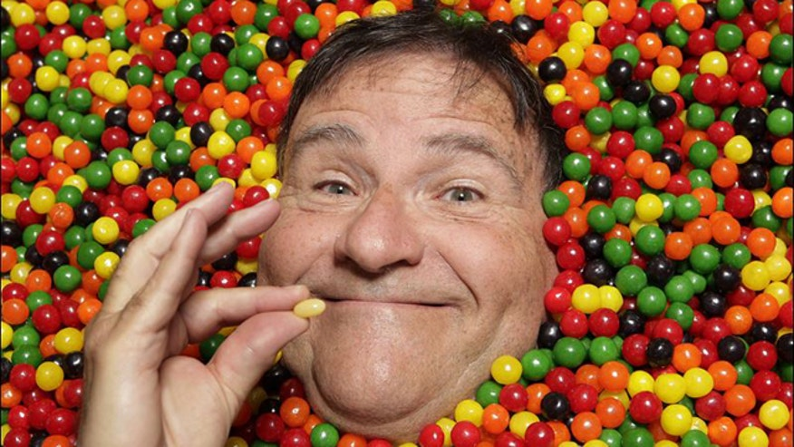 Jelly Belly creator comes out with hot versions of his popular jelly bellys.